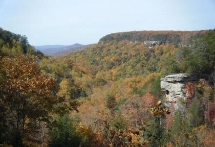 The Cumberland Plateau